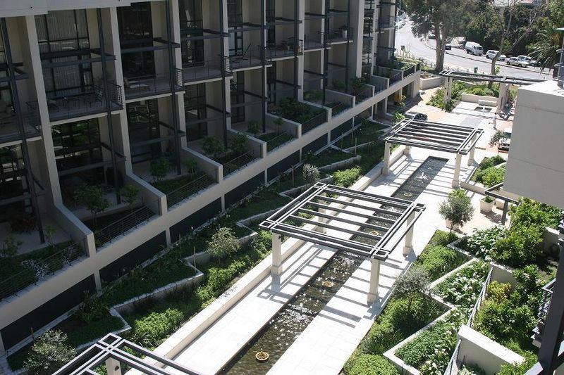 Orangerie, Modern Apartment